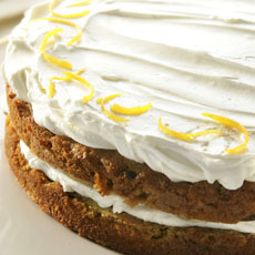 Whole Wheat Carrot Cake photo