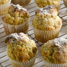 Lemon Poppy Seed Muffins photo