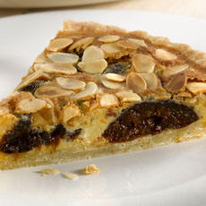 Prune and Almond Tart photo