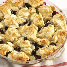 Blueberry Cobbler photo