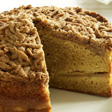 German Apple Cake photo