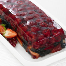 Summer Berry Terrine photo