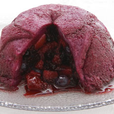 Summer Pudding photo