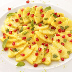 Pineapple with Mint photo
