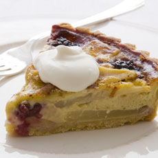 Apple-Berry Tart photo