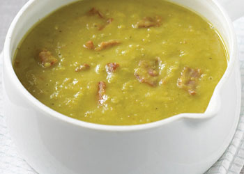 Split Pea and Bacon Soup