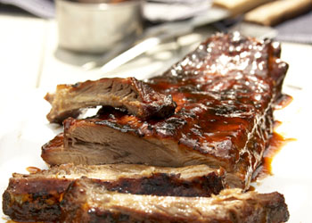 Easy Memphis-Style Barbecued Pork Spareribs