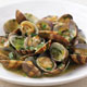 Pan-fried Clams with Parsley and Garlic
