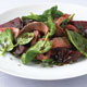 Beef with Beets and Spinach