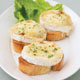 Grilled Goat Cheese with Honey