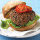 Hot Beef and Chile Burgers