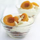 Apricots with Amaretti Cookies and Mascarpone