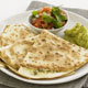 Quesadillas with Salsa Mexicana