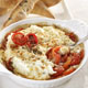 Baked Ricotta with Roasted Tomatoes