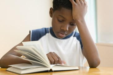 gifted child reading