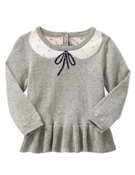 2013 school fashion, peplum sweater