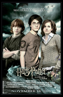 Goblet of Fire Movie Poster