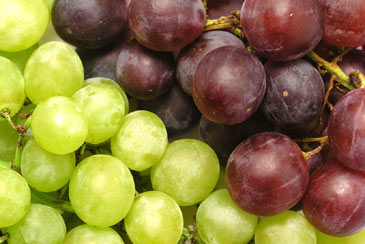 greenandredgrapes,fruits