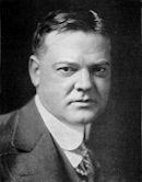 herbert clark hoover Hoover, herbert clark (1874-1964), 31st president of the us (1929-33), who held office during the early part of the great depression and presided over the.