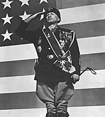 George C. Scott as Patton