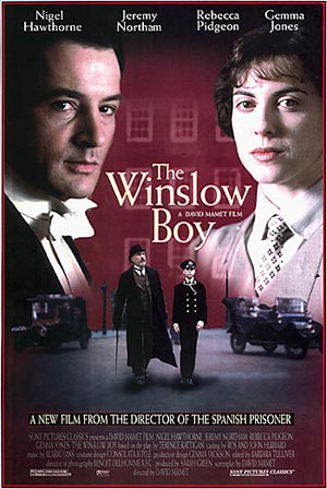 The Winslow Boy Movie Poster. Source: