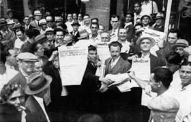 Paterson Silk Strike