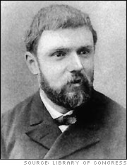 Jules Henri Poincare, the eminent French mathematician and natural philosopher, and one of the greatest modern astronomers