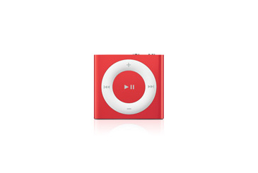 gifts that give back, Product Red iPod shuffle