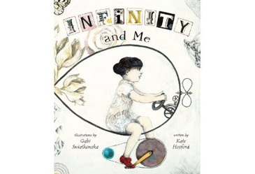 award winning childrens book, infinity and me
