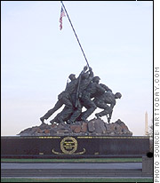 Iwo Jima Memorial, Washington, D.C.