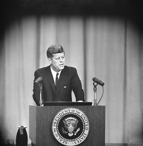 JFK cuban missile crisis speech