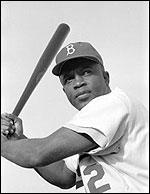 Jackie Robinson Baseball