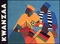 Kwanzaa Commemorative Stamp
