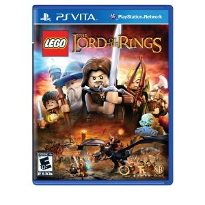 2012 video games for kids, lego lord of the rings