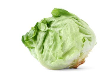 Dirty Dozen produce list, lettuce