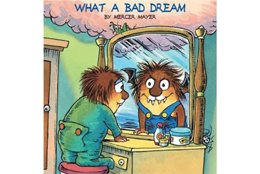book for child afraid of nightmares, Little Critter Bad Dream