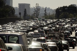 traffic congestion in los angeles