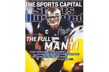 2013 baby name, Manti Teo magazine cover