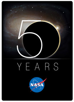 NASA turns 50
