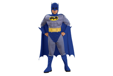 2012 Halloween costumes, retro Batman