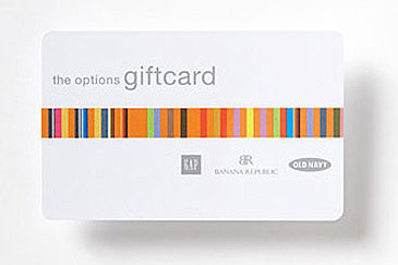 OptionsGiftCard