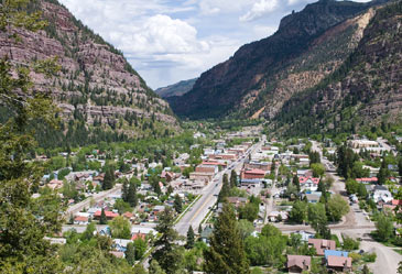Southwest,Ouray,Colorado
