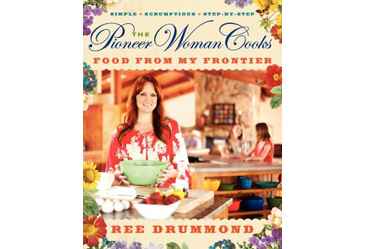 teacher christmas gift, pioneer woman cookbook