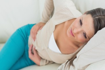 pregnant woman morning sickness