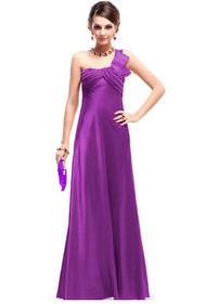 prom dress, orchid