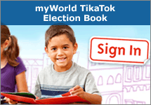 myWorld TikaTok Election Book