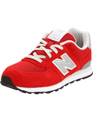 2012 Back to School Fashion, retro old school vintage red New Balance sneakers