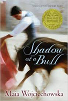 Shadow of a Bull 2007 Book Cover