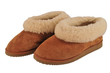 Christmas gifts for anyone, shearling slippers