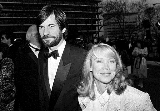 sissy spacek and husband jack in 1985